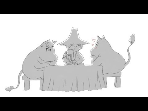 You and Me and Your Friend Snufkin