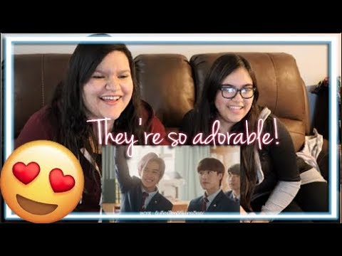 [TPOPSIS] 9x9 - The Lucky One OST Great Men Academy Reaction | Cute song!