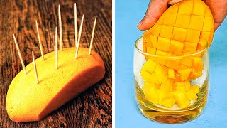 25 CRAZY FRUIT HACKS