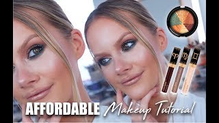 Full Face of AFFORDABLE Products!! | Wet N Wild ZODIAC COLLECTION!!!