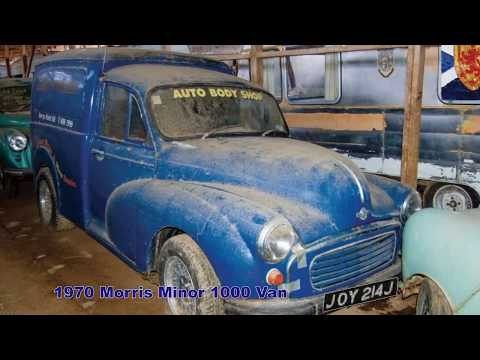 Massive Uk Barn Find Youtube