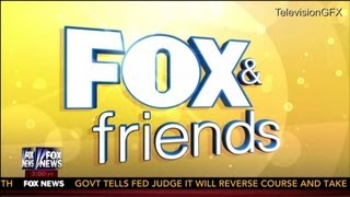 FNC Fox and Friends Open