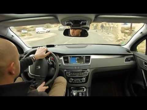Peugeot 508 RXH Hybrid4 first test drive by Supervroum2