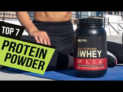 BEST PROTEIN POWDER! (2020)