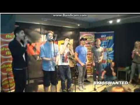 The Wanted Interview KISS FM Phoenix - PART 1