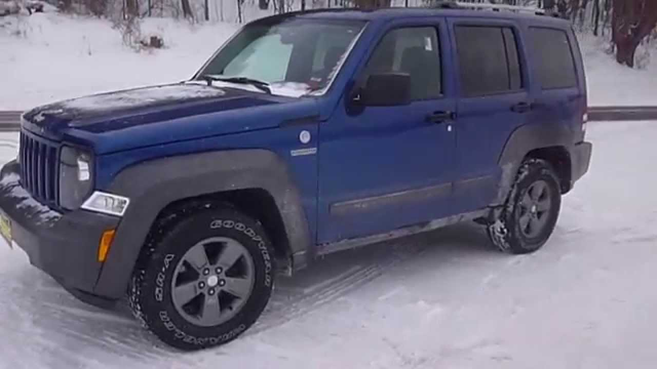 2010 Jeep Liberty Renegade SUV Sodus NY | Lessord Chrysler Products