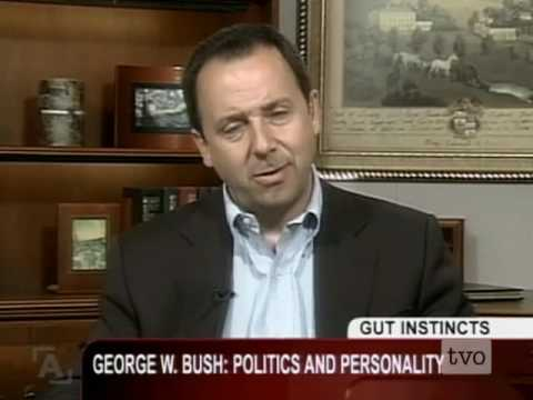 Ron Suskind on the Politics and Personality of George W. Bush