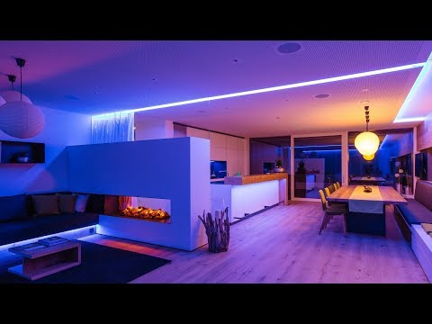 Chytrá domácnost Loxone Smart Home (Představení)