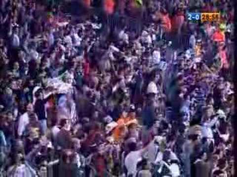 Messi - gol contra getafe 2006/2007 - (copa del rey)