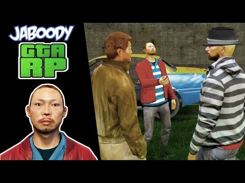 GTA RP - Chang & Bill Ding Get High With Shaggy Dankweed