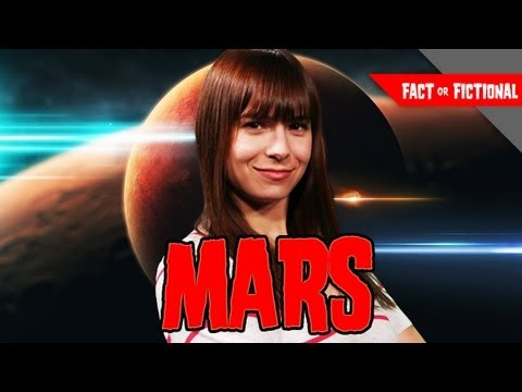 Extraterrestrial Life on Mars, Fact or Fictional w/ Veronica Belmont