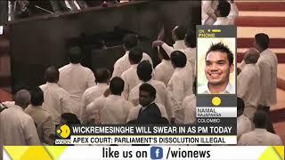 Rajapaksa resigns as Sri Lanka
