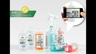 Quick & Easy System by green care PROFESSIONAL