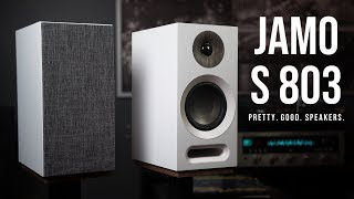 Jamo S 803 - Real Review of Pretty. Good. Speakers.