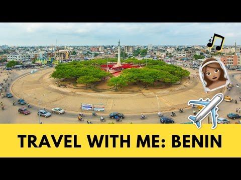 TRAVEL VLOG: Benin / Mon voyage au Bénin (Iphone 6 Film)