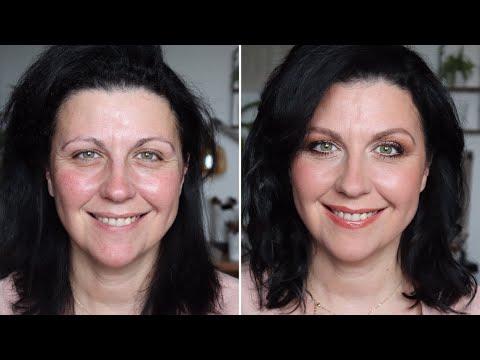 MAKE UP LOOK // PEAUX MATURES - ROUGEURS - CONSEILS // TUTORIEL (It Cosmetics - Mac...)
