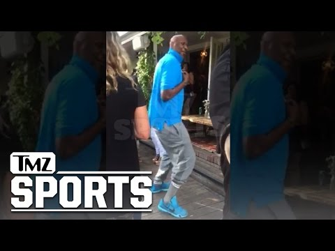 Lamar Odom -- 1-Man Dance Party ... In L.A. Day Club | TMZ Sports