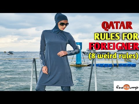 Qatar rules and regulations for foreigner (8 new rules 2018)