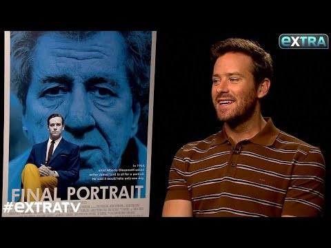 Download Youtube: Armie Hammer Jokes About the Drug That Will Help Him Through Another Awards Season