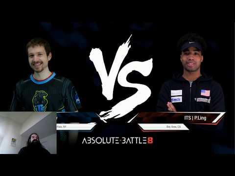 Aris Restreams Tekken 7 - Absolute Battle 8, Top 4
