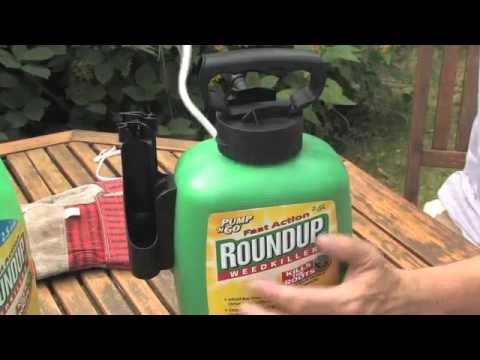 How to Use Roundup Pump N Go Mini | Videos | Roundup Weedkiller