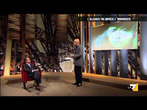 Le inchieste di Gianluigi Nuzzi - L'alleanza tra imprese e 'ndrangheta (Puntata 13/04/2013)