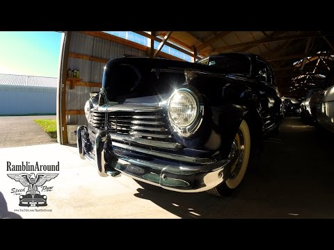 1947 Hudson Commodore at Country Classic Cars