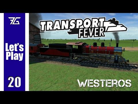Transport Fever - Westeros Ep 20 OldTown Connection