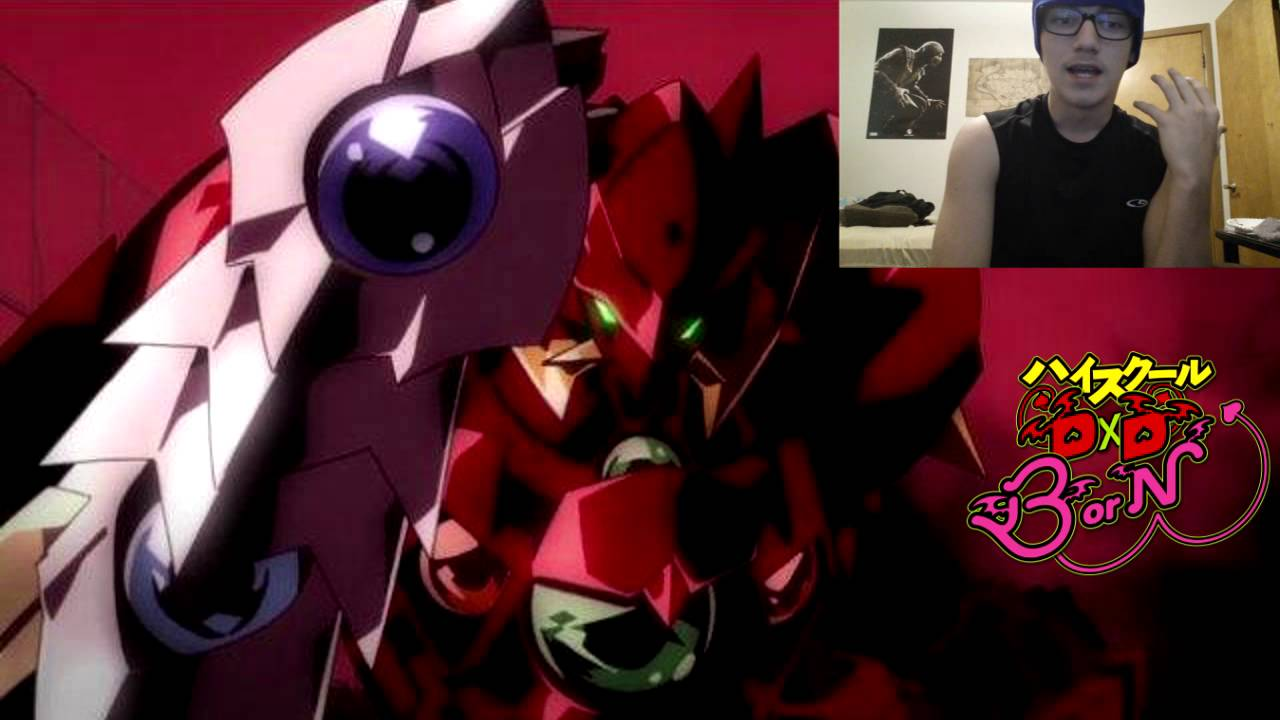 Anime Fallen Angel Wallpaper High School Dxd Born Episode 9 Review The Red Dragon Of