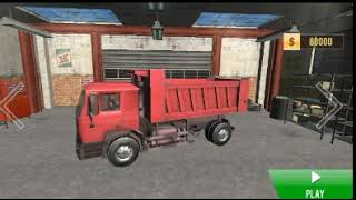 Truck Driver Cargo / Android Game Level 3