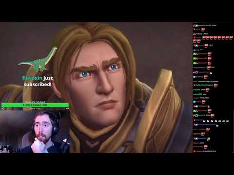 Asmongold Does the Siege for Lordaeron Scenario - Alliance Side