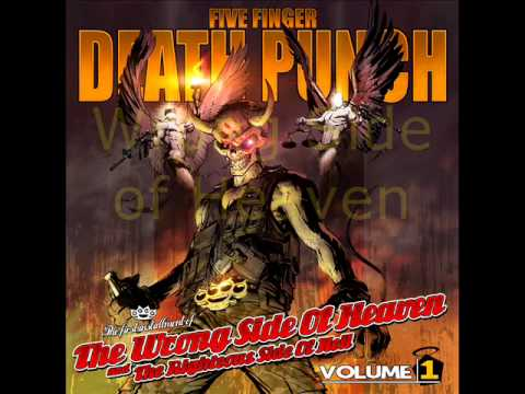 Top 30 Songs by Five Finger Death Punch Through 2013