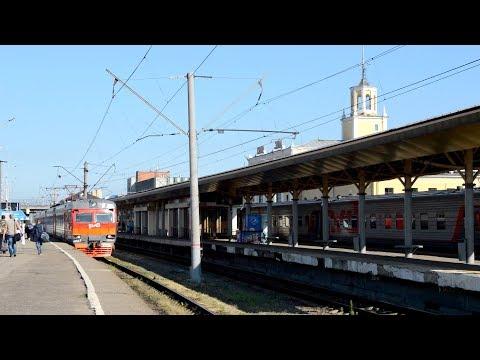 Станция Ярославль-Главный