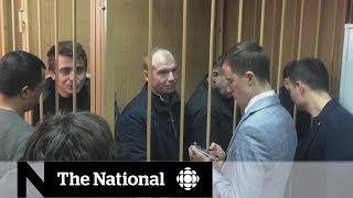 Incarceration in Russia haunts families of Ukrainian sailors | Dispatch