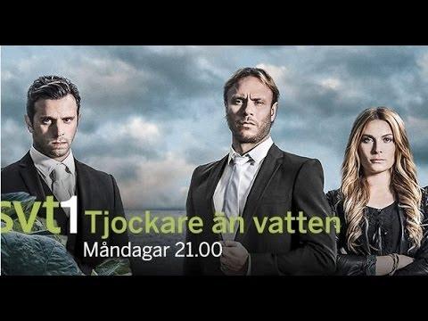 Tjockare än vatten: SVT