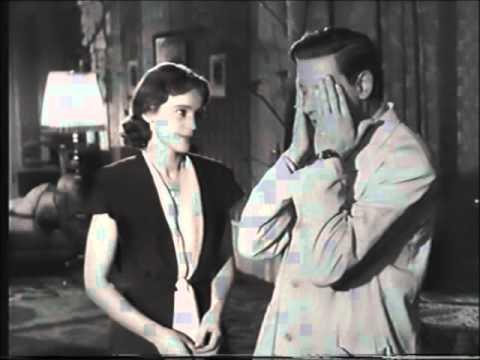 """""""Dr Holl"""" (1951) mit Maria Schell und Dieter Borsche"""