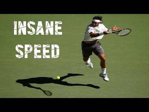 Fernando Gonzalez - Fastest Forehand Ever (HD)