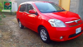 Toyota Raum | Complete Review