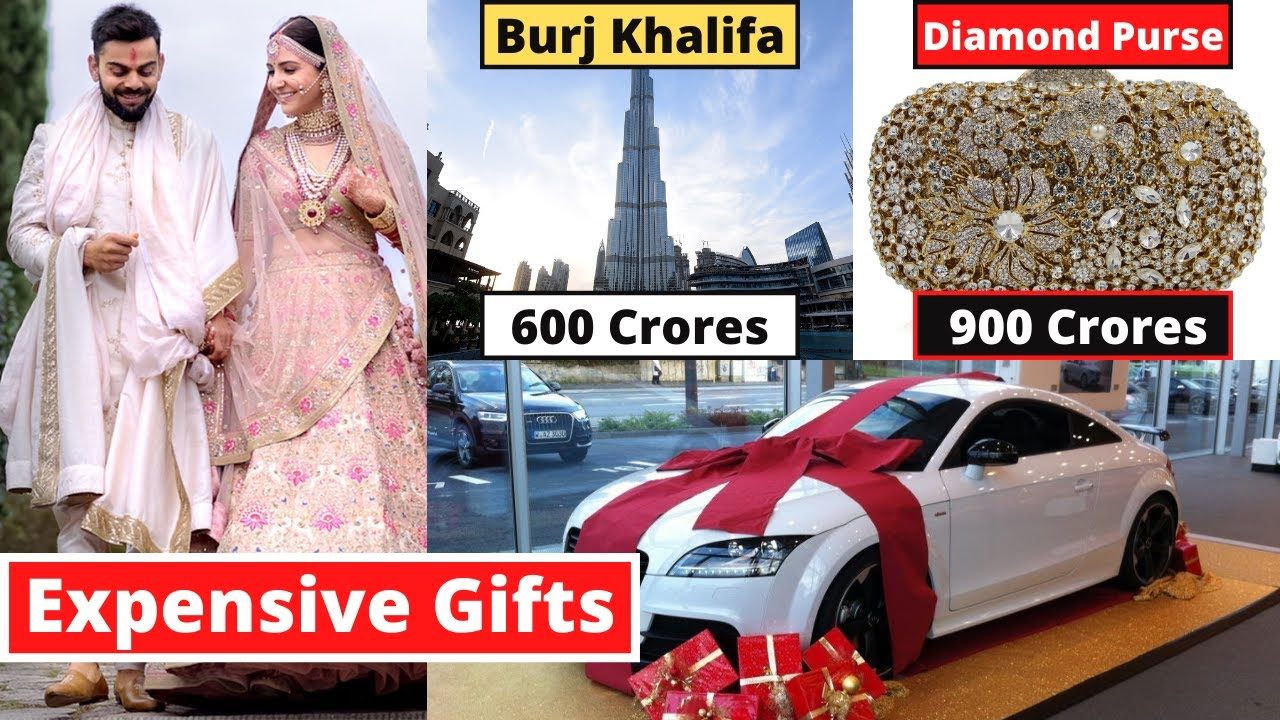 14 Most Expensive Wedding Gifts Of Bollywood Actresses