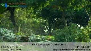 Landscaper Does Exquisite Landscaping In El Paso TX | El Paso TX Best Landscaping Contractor