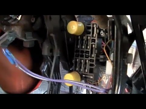 Tail Light Wiring Diagram Chevy Part 4 C10 Wiring Repair Universal Wiring Harness Youtube