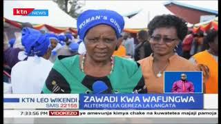 Wafungwa katika gereza la Lang\'ata wapewa zawadi za krismasi