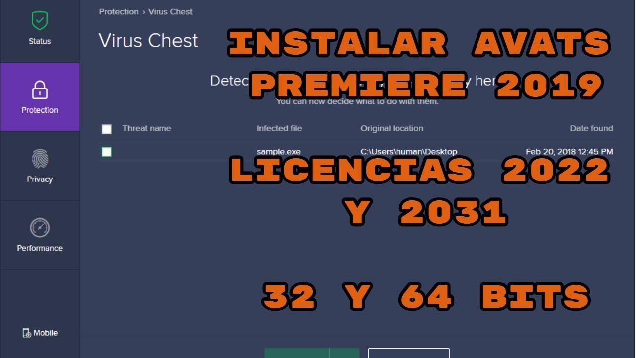 descargar clave de licencia de avast free antivirus gratis