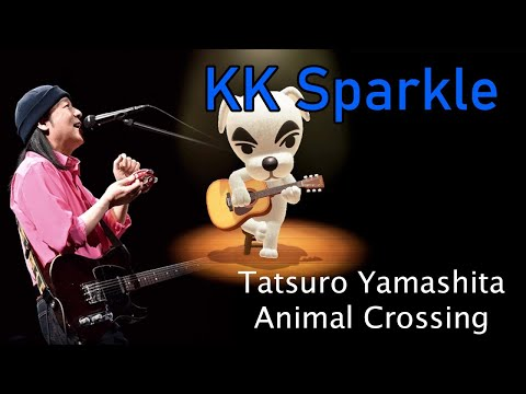 K.K. Sparkle (ACNH X Tatsuro Yamashita)