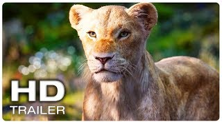 THE LION KING Simba Meets Nala Trailer (NEW 2019) Disney Live Action Movie HD
