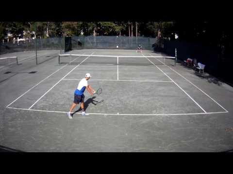 Isaiah Strode VS. Constantine Schmitz (Set 2) video 2