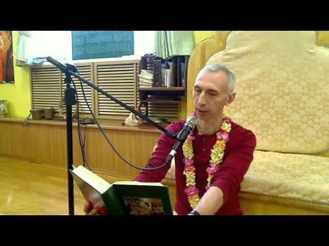 Шримад Бхагаватам 4.2.30 - Дамодара Пандит прабху