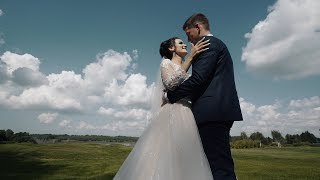 Свадебная история: Никита и Маргарита 4 августа 2018 (4K)