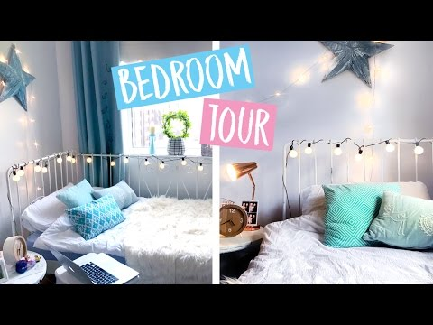 ROOM TOUR 2017! 'Scandinavian Style Aesthetic'