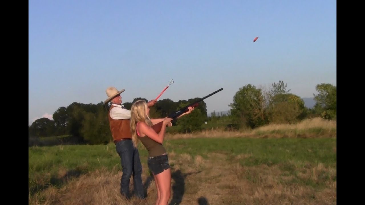 How To Make A Homemade Clay Pigeon Thrower Homemade Ftempo